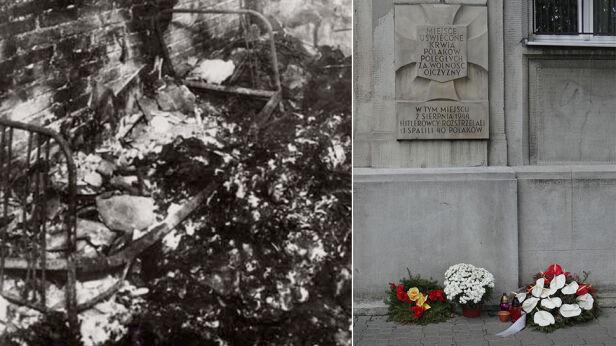 Do masakry doszło 2 sierpnia 1944 roku Jolanta Dyr/Wikipedia
