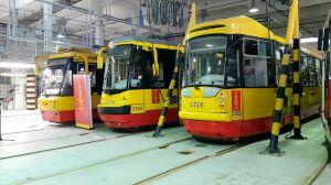 """Ratusz chce kupić nowe tramwaje. """"Największa w historii wymiana taboru"""""""