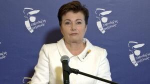 Gronkiewicz-Waltz: nie mogę dalej tolerować mijania się z prawdą