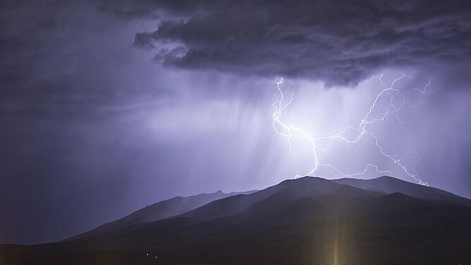 Intensywne opady deszczu i burze <br />na południu. Ostrzeżenia
