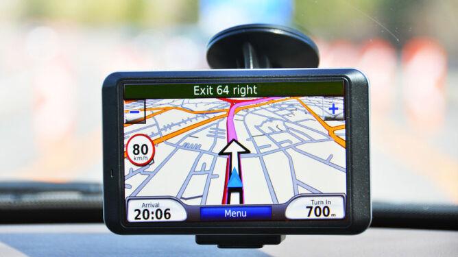 Prognoza pogody z GPS