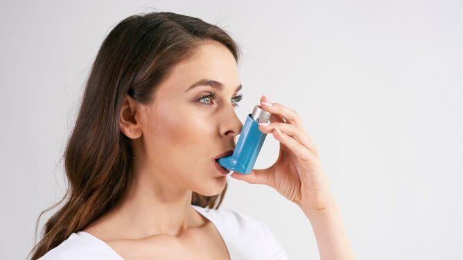 Wsłuchać się w swoje płuca. Astmy nie da się wyleczyć, ale można ją kontrolować