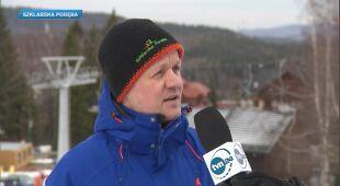 Tomasz Wasilewski rozmawia z Arkadiuszem Lipinem